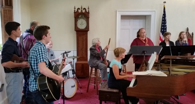 worship-team